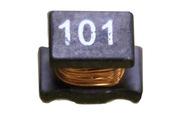 Product image for 1210 Wirewound Inductor 10uH 300mA R572