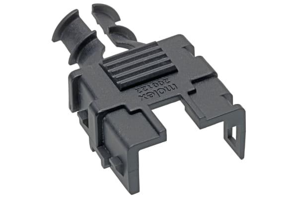 Product image for Mega-Fit receptacle backshell, 8P