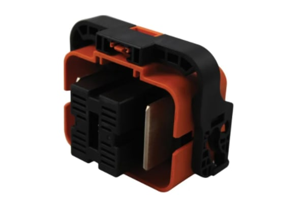 Product image for MSD PLUG WITH 350A FUSE WITH HVIL
