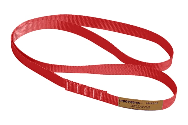 Product image for STRAP RING, 1.5M RED 2100116