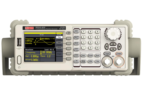 Product image for Waveform generator 30MHz,1 channel