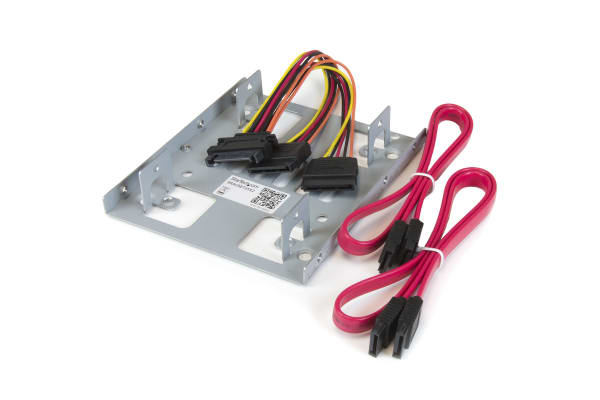 """Product image for Startech Dual 2.5"""" to 3.5"""" HDD Mount"""
