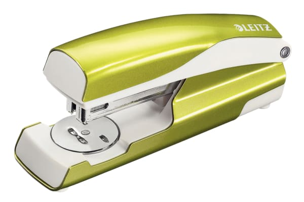 Product image for STAPLER NEXXT - 30 SHEETS - GREEN- BOX