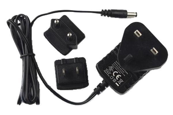 Product image for CLEO 9V-1A DC UNIVERSAL POWER ADAPTER