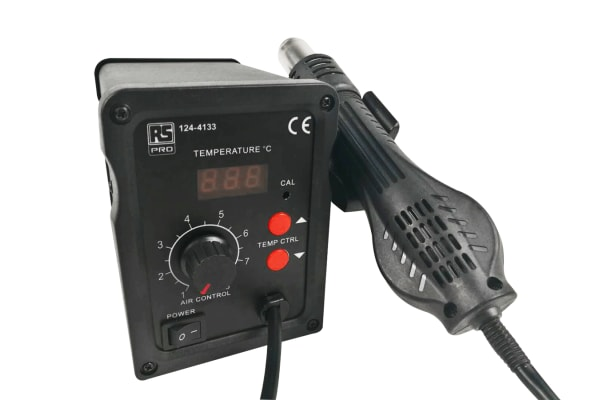 Product image for LED Rework Station, UK+ Euro Plug