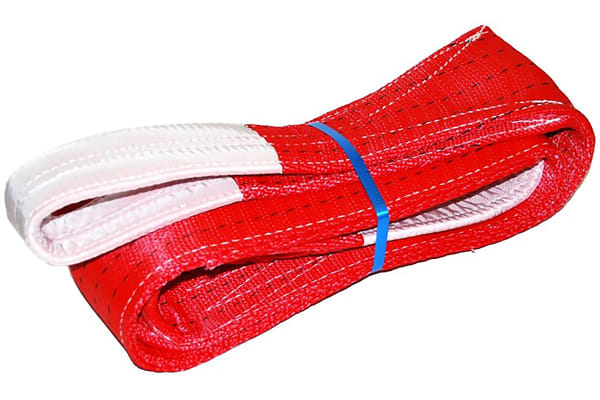 Product image for 5t 4mt WEBBING SLING POLYESTER DUPLEX
