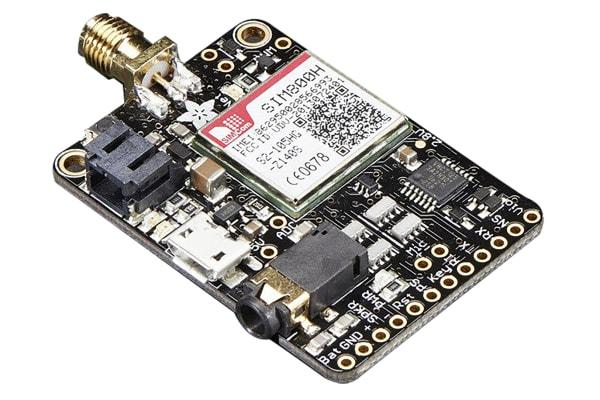 Product image for ADAFRUIT FONA CELLULAR GSM MODULE-SMA