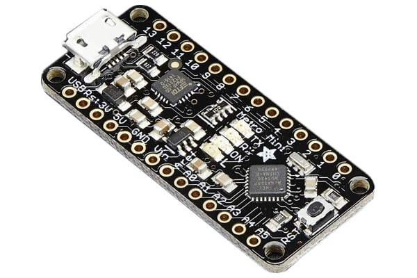Product image for ADAFRUIT METRO MINI MICRO BOARD 5V 16MHZ