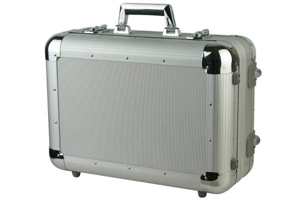 Product image for ALU FRAME WITH PRE-CUT FOAM -AND TROLLEY