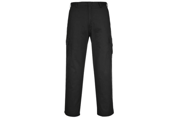 Product image for COMBAT TROUSERS BLACK 36