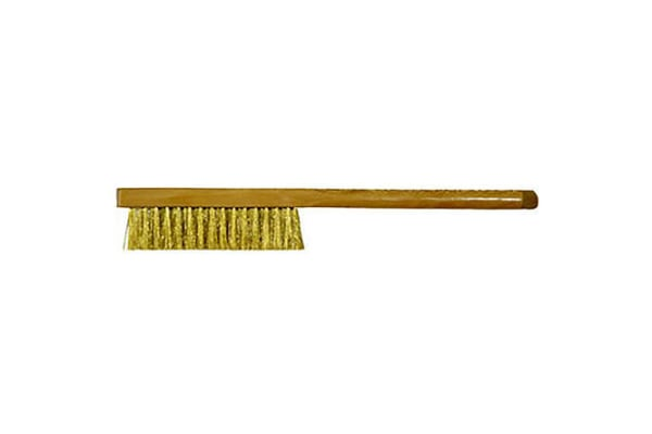 Product image for NS HAND BRUSH BRASS 3X290
