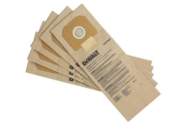 Product image for Paper Bag for DWV902M (Pack of 5)