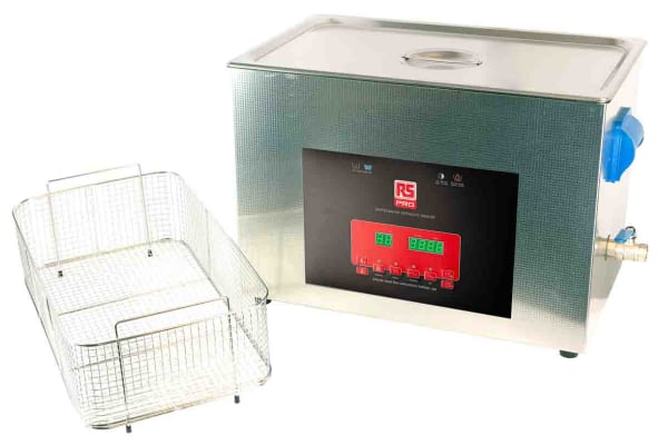 Product image for 27L Ultrasonic Cleaner