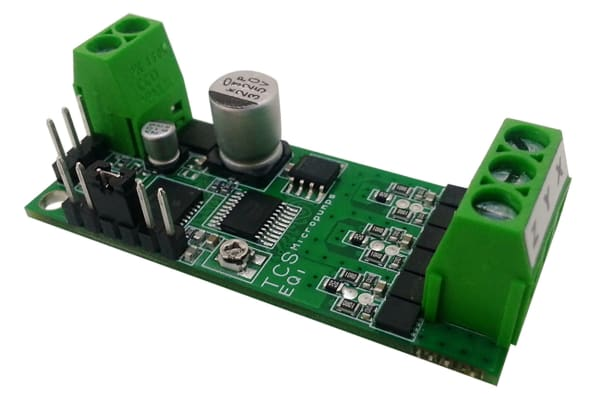 Product image for Brushless Driver for R400 - 0 to 24v