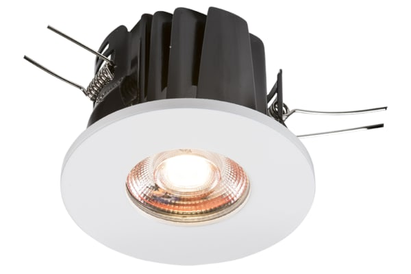 Product image for 230V IP65 8W Fire-Rated Downlight 3000K