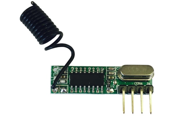 Product image for AM SUPER HETERODYNE RECEIVER