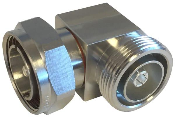 Product image for 7-16 ANGLE ADAPTOR M-F