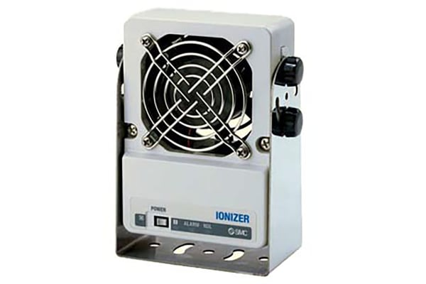 Product image for 24V dc 1 Fan Bench Top Ioniser