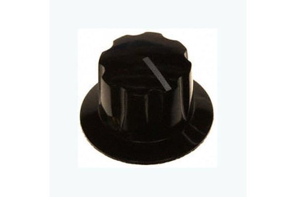 Product image for FINGER GRIP RHEOSTAT KNOB 38.1MM DIA