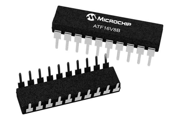 Product image for SPLD ATF16V8B 250 Gates 8 Macro Cells