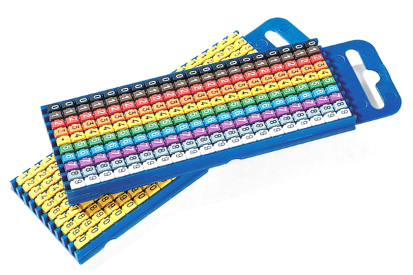 Product image for WIC1 KIT 0-9 COLOURS 2 TO 2.8MM