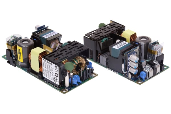 Product image for Artesyn Embedded Technologies, 155W Embedded Switch Mode Power Supply (SMPS), 24V dc, Open Frame, Medical Approved