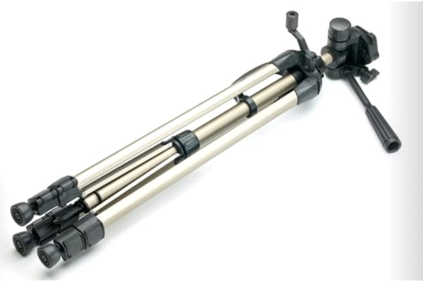 Product image for Tripod, 3-way adjustable