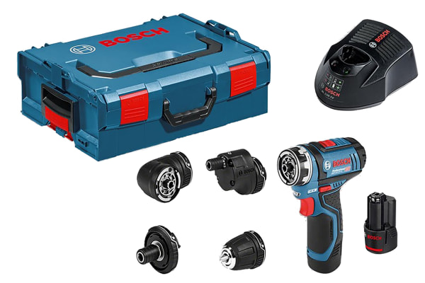 Product image for GSR 12V-15 FC Drill Driver W/FlexiClick