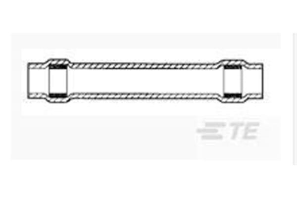 Product image for D-436-0128 Miniseal crimp stubb splices