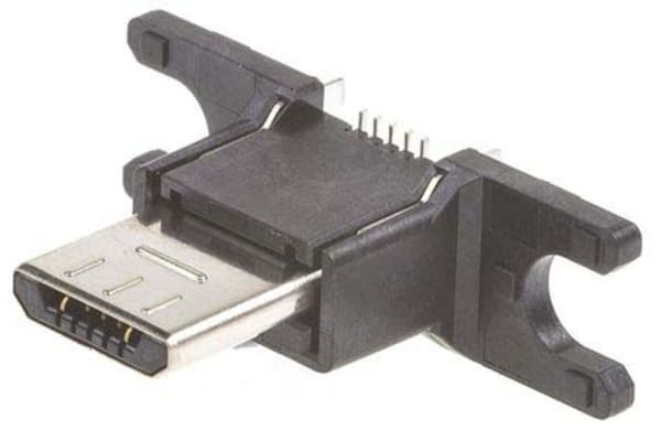 Product image for CONN PLUG MCR USB B PCB VERT