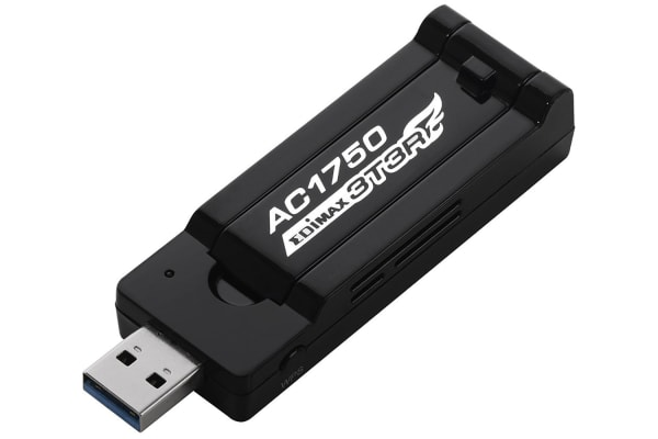 Product image for EDIMAX AC1750 WI-FI USB 3.0 ADAPTER