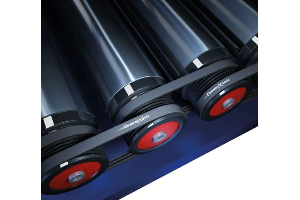 Product image for Hutchinson Drive Belt, belt section J, 256mm Length