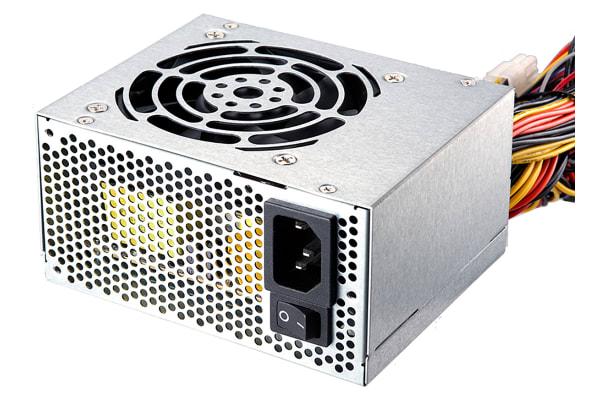 Product image for Seasonic 300W PC Power Supply, 100 → 240V dc Input, -12 V dc, 3.3 V dc, 5 V dc, 12 V dc Output