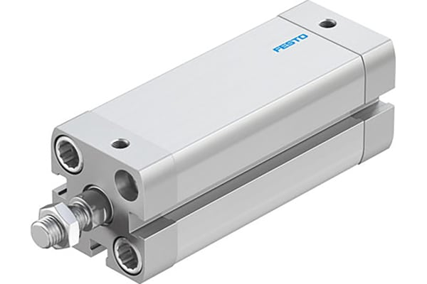 Product image for Festo Pneumatic Cylinder 40mm Bore, 50mm Stroke, ADN Series, Double Acting