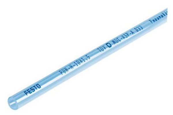 Product image for Blue Tint Pneumatic Tube 4mm OD, 50m