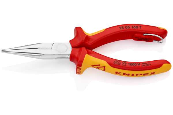 Product image for CHAIN NOSE SIDE CUTTING PLIERS TT