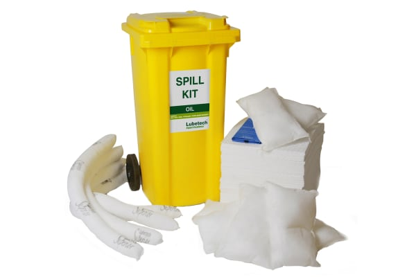 Product image for Lubetech Performance Spill Kit 240 L Oil Spill Kit