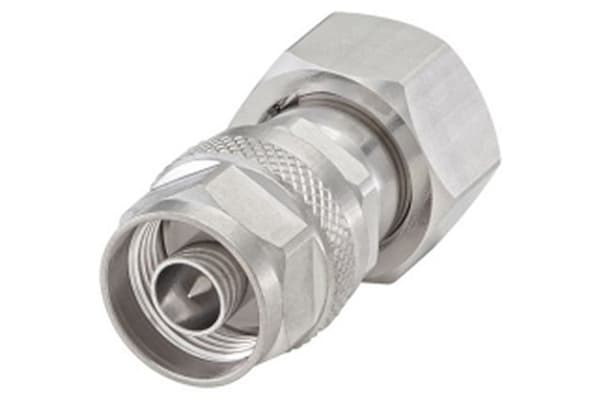Product image for ADAPTOR N PLUG - 4.3-10 PLUG STRAIGHT