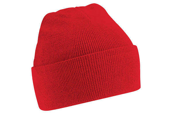 Product image for Original cuffed beanie Classic Red