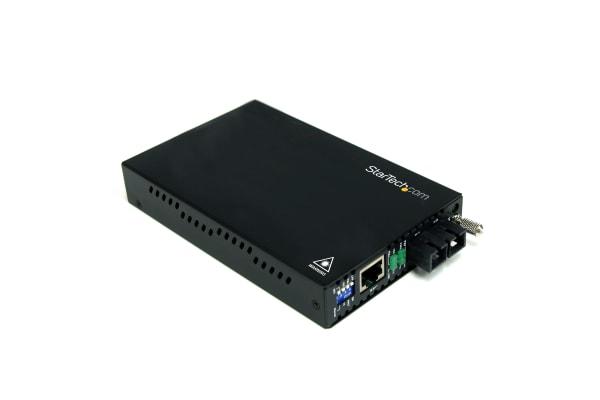 Product image for Fast Ethernet Fiber Media Converter SC 2
