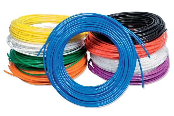 Product image for FDA Tubing Black 6X4 Drum 150M