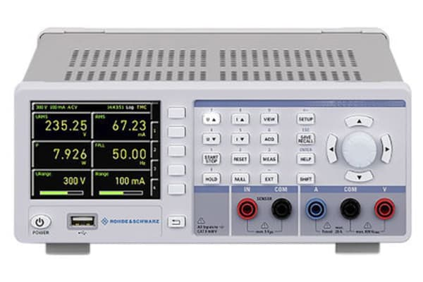 Product image for Rohde & Schwarz HMC8015-G Power Quality Analyser