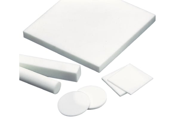 Product image for MACOR GLASS CERAMIC PLATE,100X100X6MM