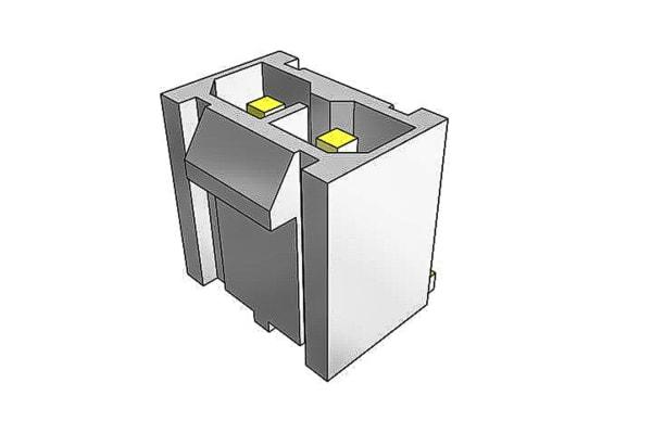 Product image for 1.27MM TIGER EYE ISDF CRIMP HOUSING, 14P