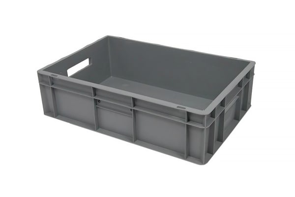 Product image for 30 LTR. EURO CONTAINER L600xW400xH170MM