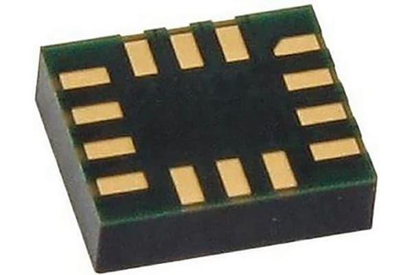 Product image for ACCELEROMETER GYROSCOPE I2C SPI LGA14