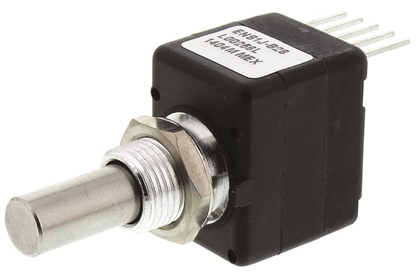 Product image for ENS rotary optical encoder,256cycles/rev