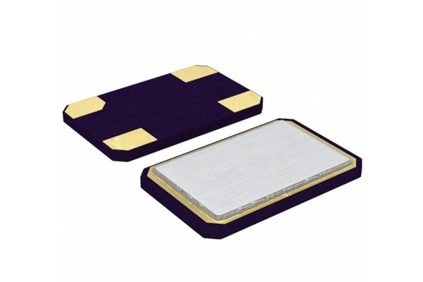 Product image for CRYSTAL 5.0 X 3.2 X 1.3MM 4 PAD 12.8MHZ