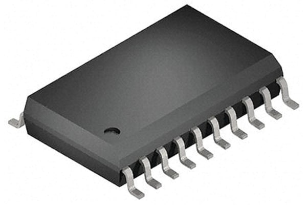 Product image for CMOS IC OCTAL D-TYPE LATCH 3-ST SOIC20