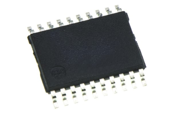 Product image for CMOS IC OCTAL BUS BUFFER 3-ST TSSOP20B